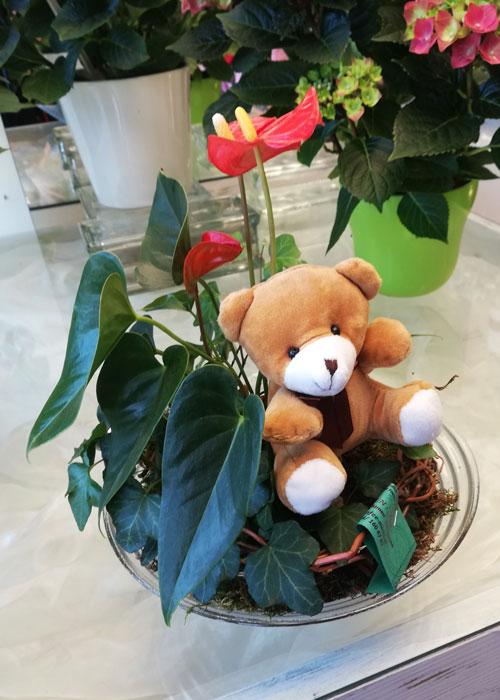 Blumen für den Muttertag
